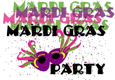 MardiGras 2012 Logo